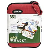 Lifeline 85-Piece Large Hard Shell First Aid Kit