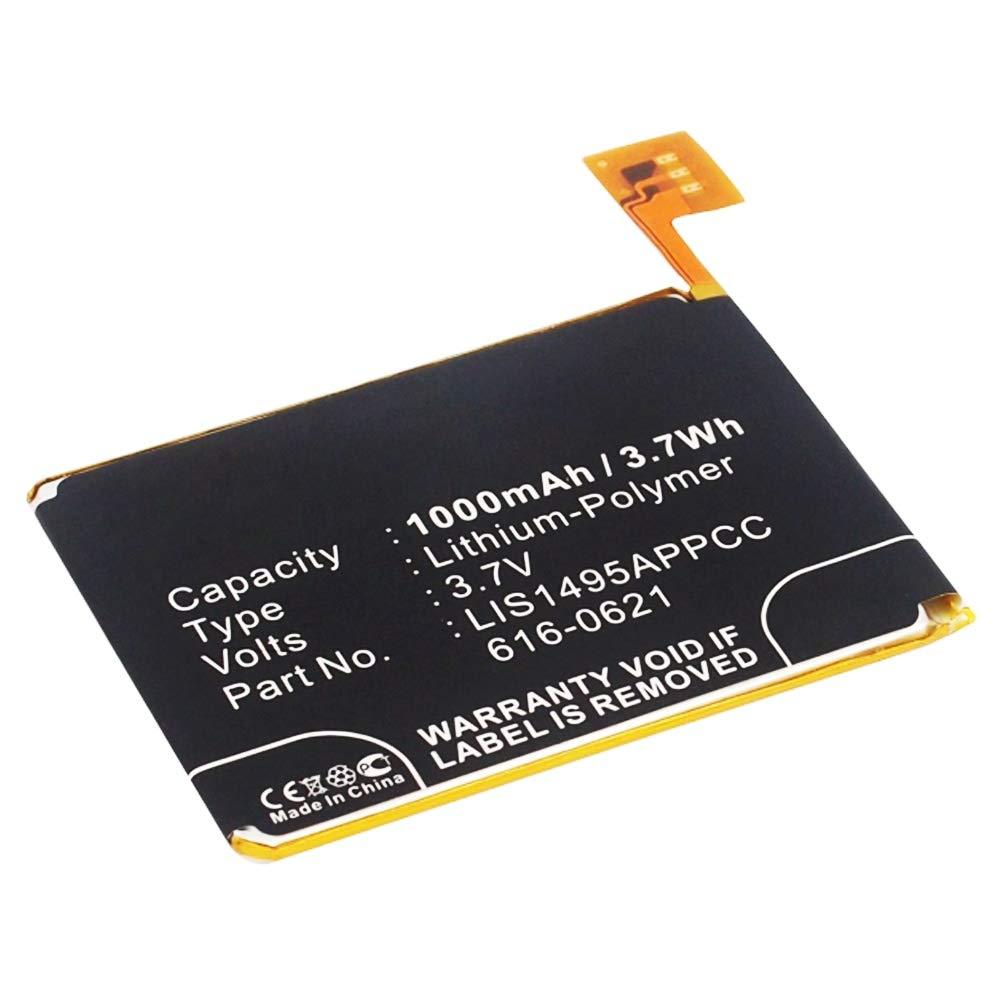 40229 200mAh sostituto NTA2358 Batteria di Ricambio Cellonic/® Batteria Premium Compatibile con Bose QuietComfort 3 // QC3 accu Sostituzione