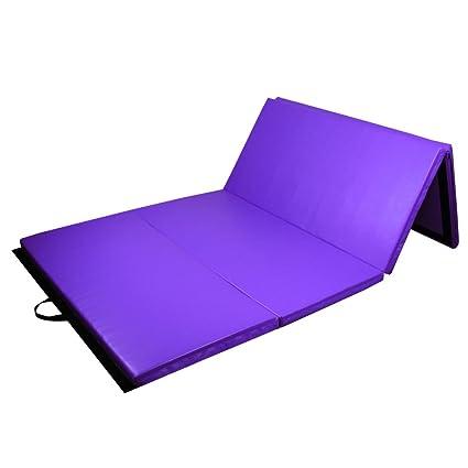 Large 5cm Tapis De Gymnastique 10ft 2in 4ft Thick Folding