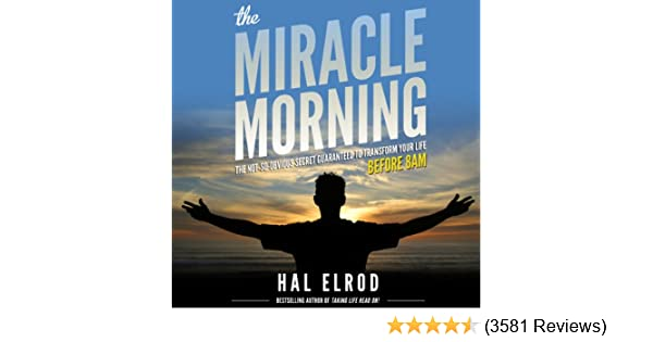 miracle morning audiobook free