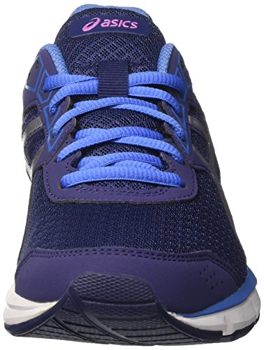 Galaxy Indigo Silver Blue Asics Laufschuhe Gel Blau Damen Blue 9 Regatta EwP7q