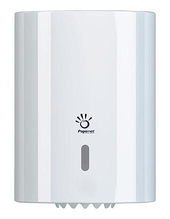 Papernet 240441 - Dispensador de toallas, color blanco