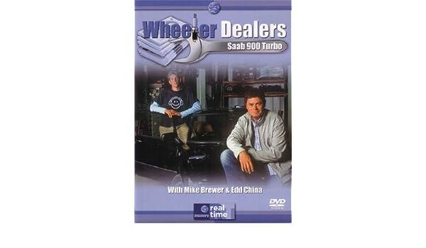 WHEELER DEALERS - SAAB 900 TURBO [DVD] [Reino Unido]: Amazon.es: Wheeler Dealers-Saab 900 Turbo: Cine y Series TV