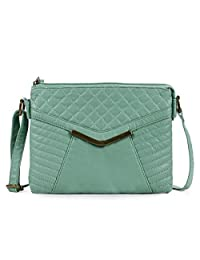 Scarleton Retro V Quilted Crossbody Bag H1893