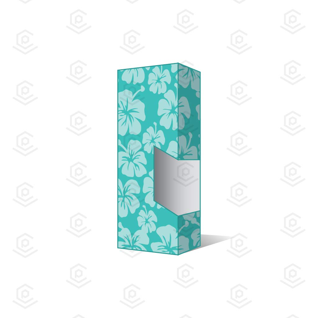 Amazon com: Blank Vape Cartridge Packaging Empty Boxes | Shiny Gold