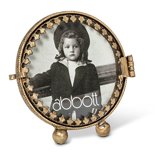 Abbott Collection Round Frame, Small
