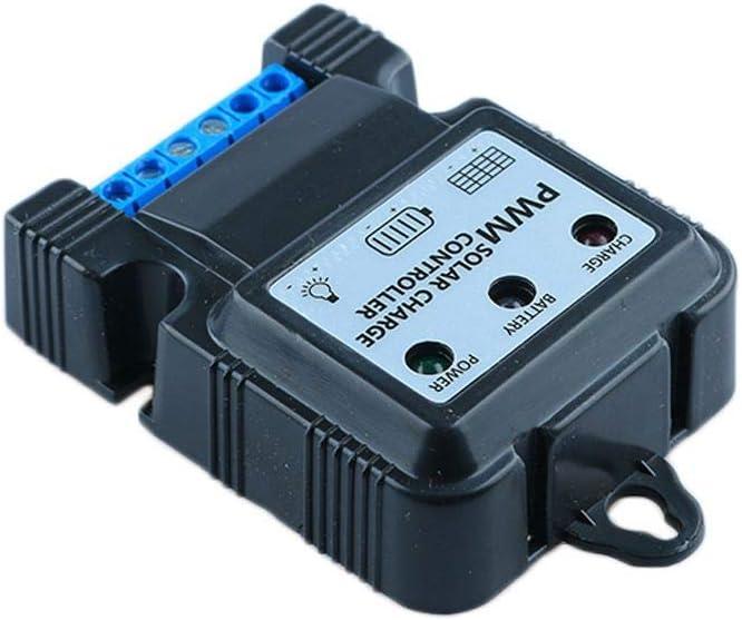 XZANTE 1Pieza Nuevo útil Durable 6V 12V 10A Control Automático de Carga Del Panel Solar Regulador Del Cargador de Batería Caliente Mejora de Casa