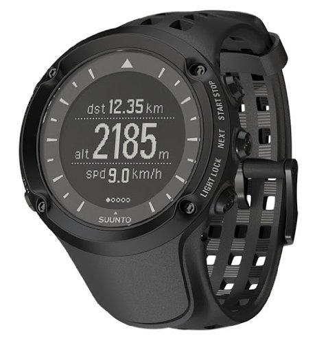 Suunto Ambit GPS Sport Watch w/ Optional Heart Rate Monitoring - (Negative Face Watch)