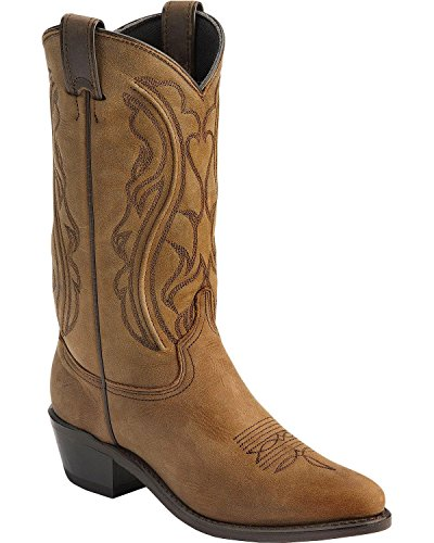 - Abilene Women's Sage by Cowgirl Boot Medium Toe Distressed 9 M US