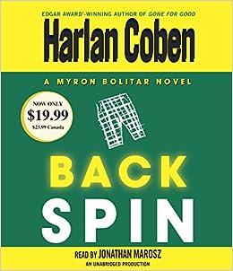 Amazon Fr Back Spin Harlan Coben Jonathan Marosz Livres