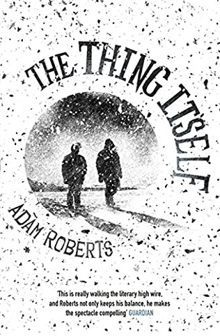 book cover of The Thing Itself