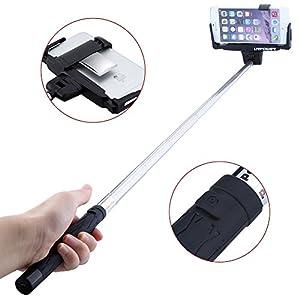 selfie stick urpower extendable self portraits pole handheld sel. Black Bedroom Furniture Sets. Home Design Ideas