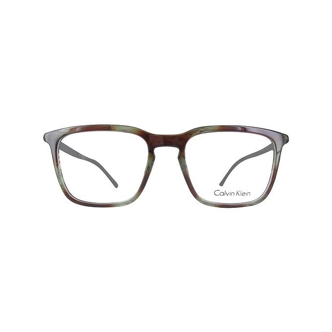 29e8635e07126 Óculos CK Ck5966 315 Tartaruga Striped Lente Tam 53  Amazon.com.br ...