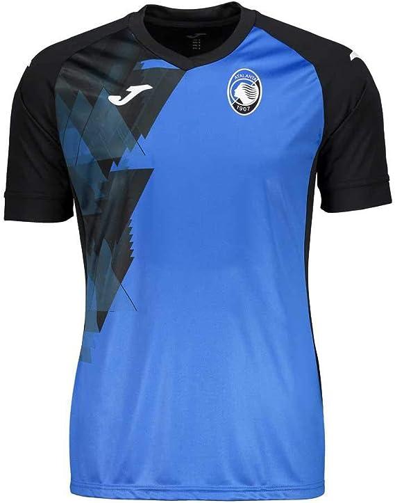 Maglia ATALANTA personalizzata maglietta da calcio completo casa nero blu 20 21