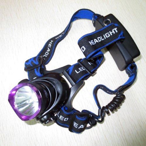 2000LM CREE XM-L XML T6 LED Headlamp Headlight Flashlight - 9