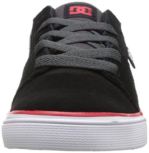 DC Tonik B Shoe Byr - Zapatillas Niños Mehrfarbig (BLACK/GREY/RED- BYR)