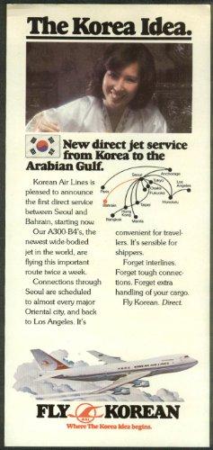 korean-air-lines-korea-idea-la-seoul-bahrain-timetable-card-1980s