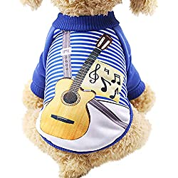 Clearance Pet Clothes Cinsanong Fashion Fleece Puppy Shirt Spring and Autumn Cute Dog WarmCostume for Pet