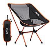 Best  - OUTAD Folding Camping Chair 1000D Compact Ultralight Portable Review