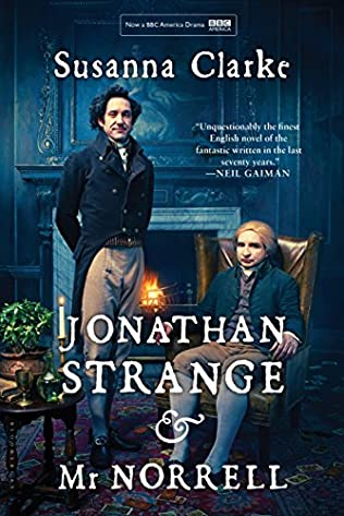book cover of Jonathan Strange and Mr. Norrell