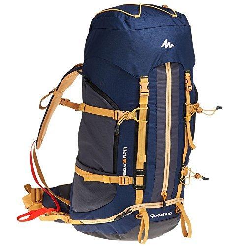 DECATHLON QUECHUA FORCLAZ 50 EASYFIT hombres varios días TREKKING mochila: Amazon.es: Deportes y aire libre