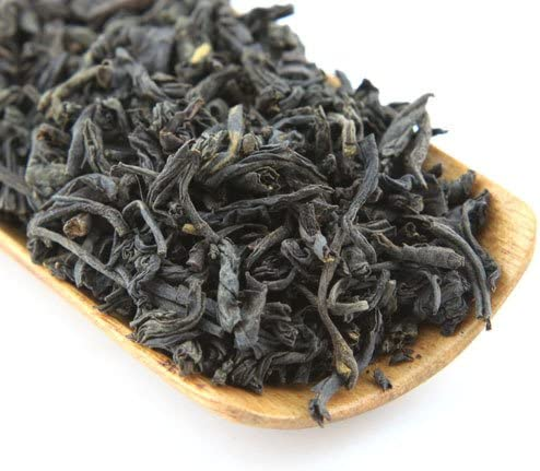 Tao Tea Leaf Lapsong SouChong Black Tea- Smoked, 50g Premium Loose Tea Blend