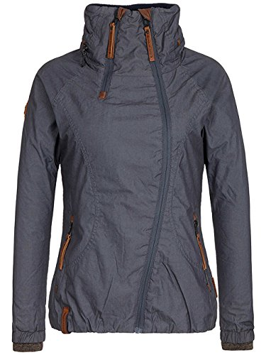 Kanone II Jacket Blue Ist Naketano Dark Women Jacket Geladen FFwaPq