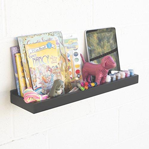 nursery-room-floating-wall-shelf-ledge-tray-shelf-wood-23-3-4-x-6-black