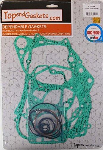 Complete Engine Rebuild Gasket Kit Set Top Bottom End SUZUKI RM125 2001-2003 [並行輸入品]   B07Q2W384V
