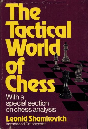 Download The Tactical World Of Chess Book Pdf Audio Id 9rzvpwg