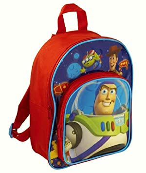 75f96d5cc75 Disney Toy Story Backpack with Front Pocket  Amazon.co.uk  Sports   Outdoors