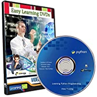 Easy Learning Learn Python Programming Video Training (DVD)