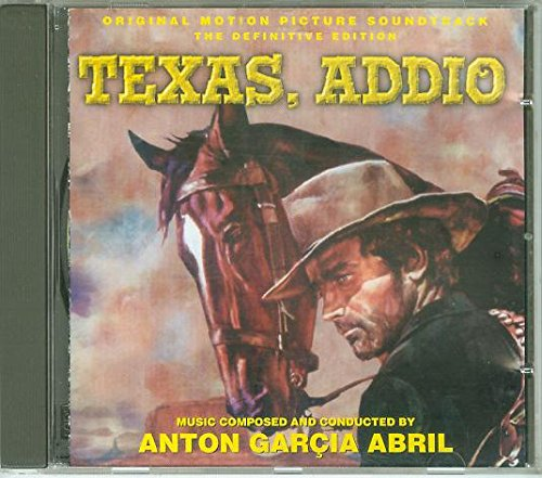 Texas, Addio: Original Soundtrack