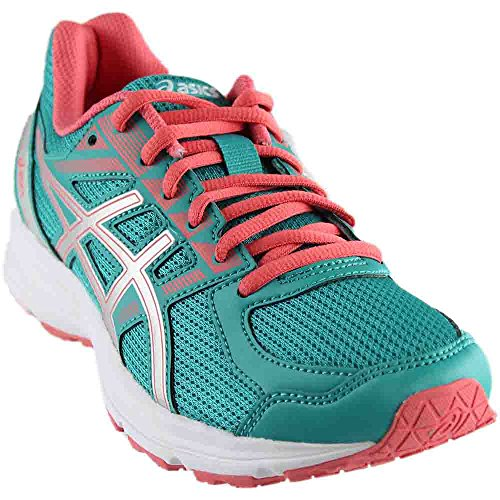 ASICS Women's Jolt Veridian Green/Silver/Peach 6 B US