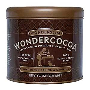 Wondercocoa Pure Cocoa Powder 6 Ounce