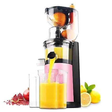 Kitchen Appliances Máquina de jugos para el hogar, exprimidor Slow Squeeze, exprimidor de Baja