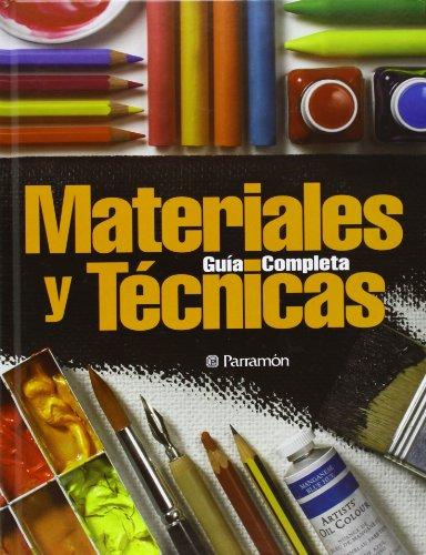 Descargar Libro Materiales Y Técnicas Equipo Parramon