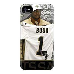 New Fashionable TmallCase ImVuVKe-4708 Cover Case Specially Made For Iphone 4/4s(new Orleans Saints)