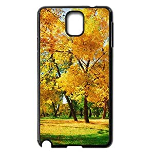 Autumn Scenery Customized Durable Hard Plastic Case Cover LUQ229135 For Samsung galaxy note 3 N9000