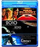 Red Planet/ 2010/ Contact (3FE) [Blu-ray] (Bilingual)