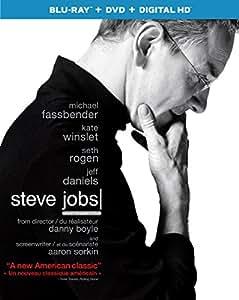 Steve Jobs [Blu-ray + DVD + Digital HD]