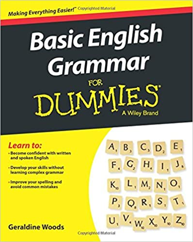 Basic english grammar for dummies us for dummies language basic english grammar for dummies us for dummies language literature us edition fandeluxe Image collections