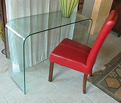 Mesas de cristal mesa curvado precio OUTLET-Arredo ...