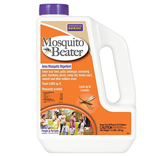 Bonide 1.3 Pound Mosquito Granules (4)
