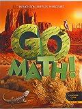 GO MATH! Grade 5 Common Core Edition Isbn 9780547587813 2012