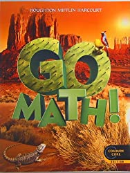 Image of the product GO MATH! Grade 5 Common that is listed on the catalogue brand of .