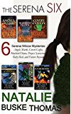 The Serena Six: 6 Serena Wilcox Mysteries: Angels Mark, Covert Coffee, Bluebird Flown, Project Scarecrow, Ruby Red, and Future Beyond (The Serena Wilcox Mysteries Book 1)