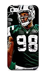Awesome Design 2013 New York Jets Hard Case Cover For Iphone 5c