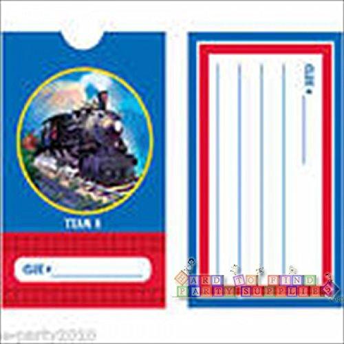 Clickety Clack Train - Clickety Clack Train Scavenger Hunt Game (1ct)