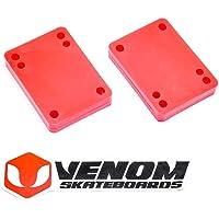 Venom Skateboards Elevadores universales para camión, 1/2 Pulgadas